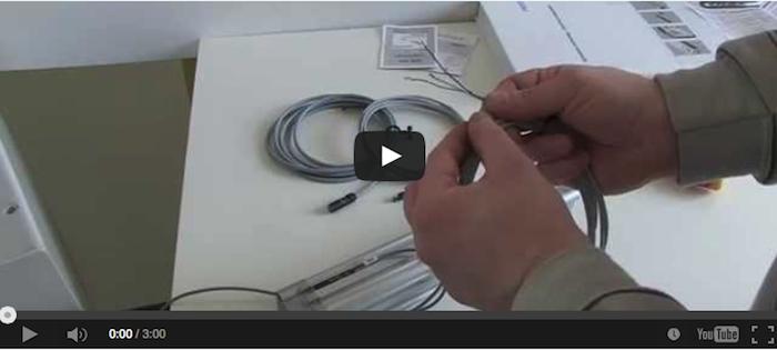 Jak wyregulować czujnik zbliżeniowy tamponiarki?